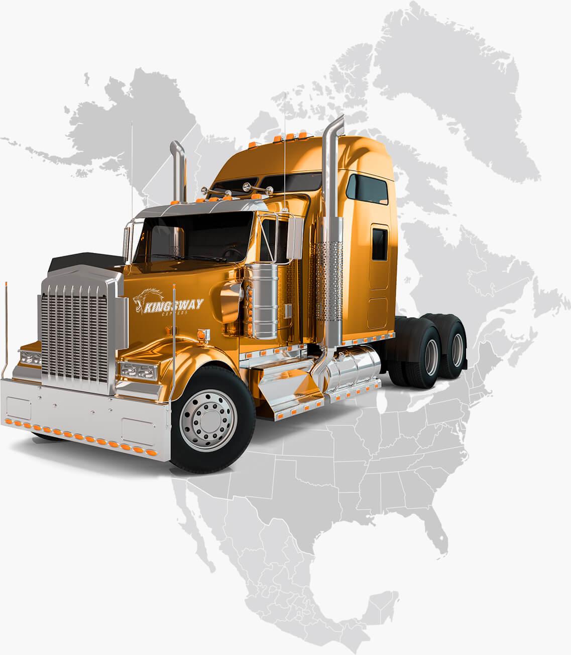kingsway express trucking
